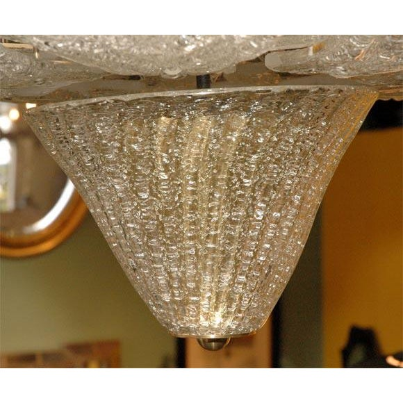Monumental Murano Chandelier - Image 4 of 8