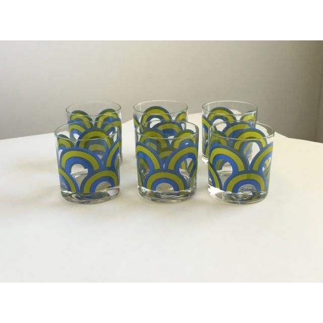 Vintage Colony Juice Glasses - Set of 6 - Image 3 of 5