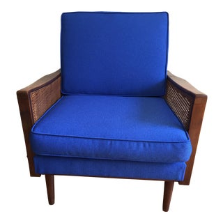 Lawrence Peabody for Nemschoff Lounge Chair For Sale