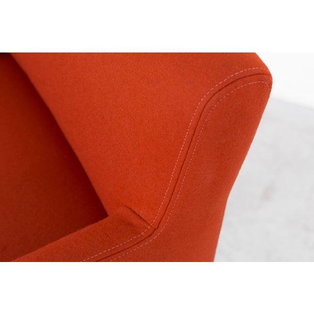 Milo Baughman Gradient Stool Chairs - Set of 4 - Image 7 of 9