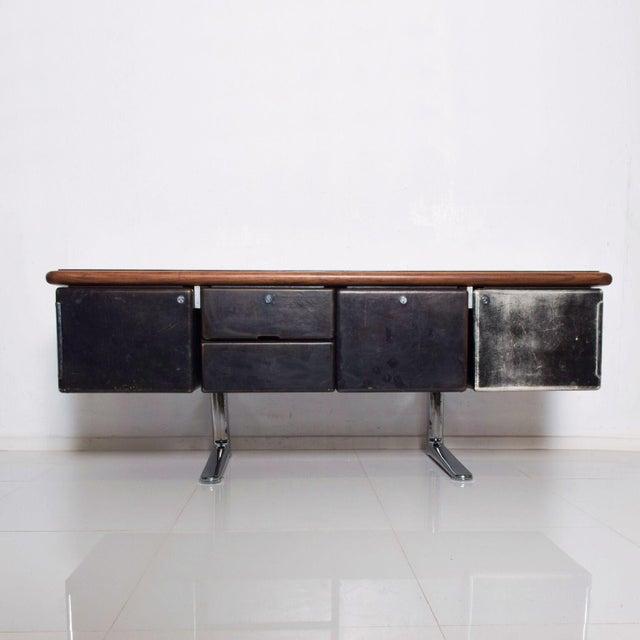 Warren Platner Huge Executive Sideboard Credenza, Knoll International 1960s For Sale - Image 11 of 11