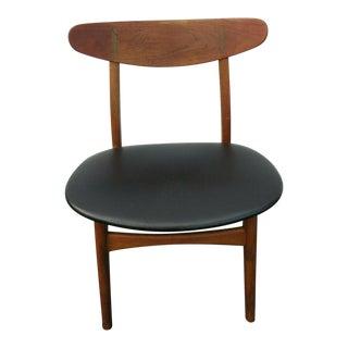 Hans Wegner Ch30 Carl Hansen Style Danish Mid Century Modern Dining Chair For Sale
