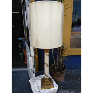 Hollywood Regency Stiffel Torchiere Lamp Preview