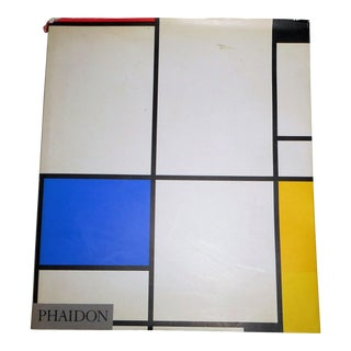 Mondrian Book by John Milner - Pub. Phaidon Press Limited Coffee Table Book .. Free Shipping to Lower 48 States For Sale