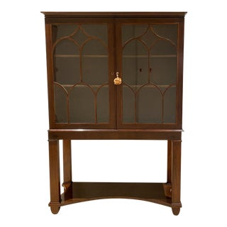 Bookcase on Stand, England Circa 19th Century and Later For Sale