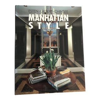 Manhattan Style Book For Sale
