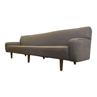 Hans Wegner for a.p. Stolen Mid-Century Extra Long Sofa For Sale