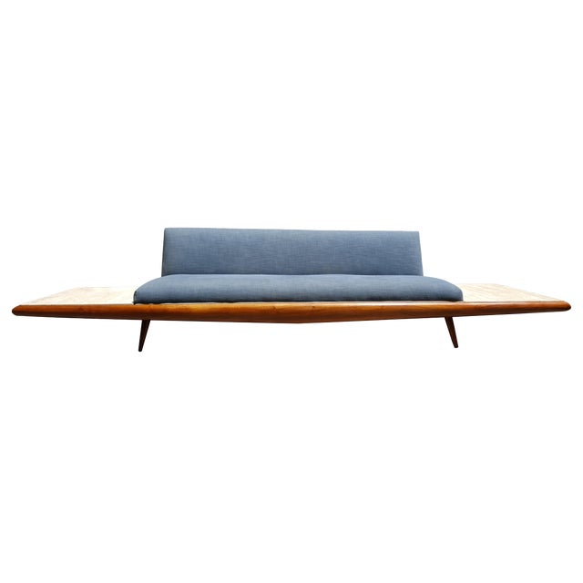 Mid-Century Adrian Pearsall Platform Sofa by Craft Associates For Sale