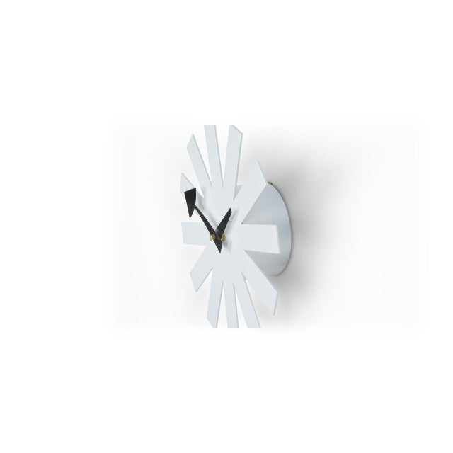 Whimsical meets retro modern design, the year is 1950 and George Nelson's Asterisk Clocks are born. Contrasting oversized...