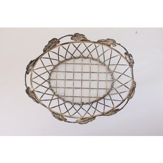 Vintage Wire Basket Preview
