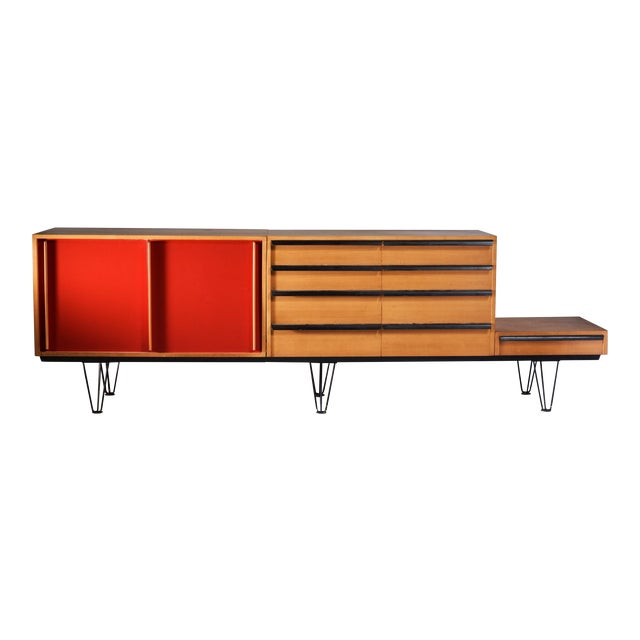 Alfred Altherr sideboard, Switzerland, 1950s For Sale
