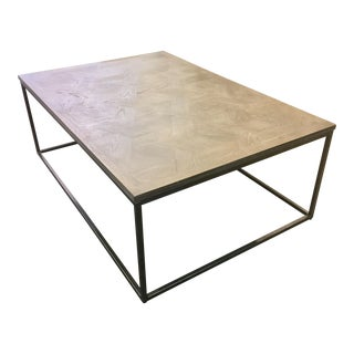 French Ashbourne Cocktail Table For Sale