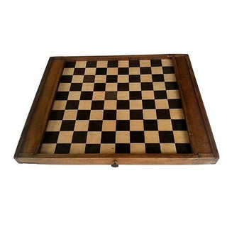Vintage Checkers Set For Sale