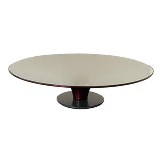 Roche Bobois Ovni Round Cocktail Table For Sale