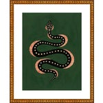 "Medium ""Apple the Snake"" Print by Willa Heart, 26"" X 32"""