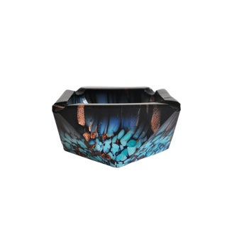 Italian Murano Ashtray