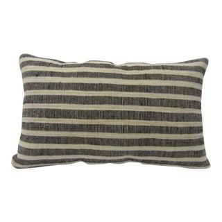 Vintage Handmade Decorative Turkish Kilim Pillow Cover For Sale