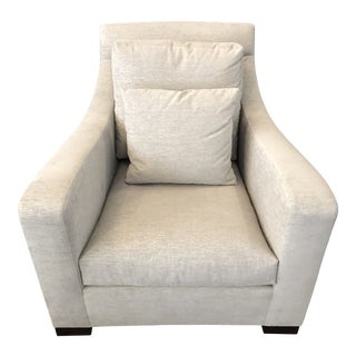 Donghia Bond Street Coupe Club Chair For Sale