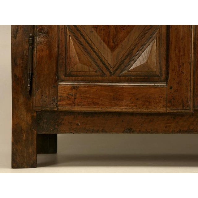 Antique French Louis XIII Style Armoire - Image 3 of 10