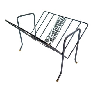 Mategot Style Magazine Rack For Sale