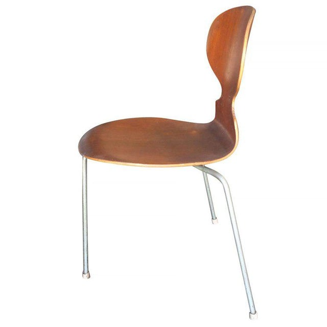 """Arne Jacobsen """"Ant"""" Side Chairs, Set of Four - Image 5 of 7"""