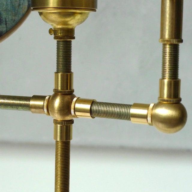 Circle Blue Grey, Table Lamp, Sander Bottinga For Sale - Image 9 of 10