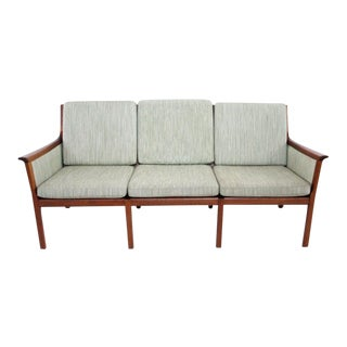 1960s Vintage Modern Sofa For Sale