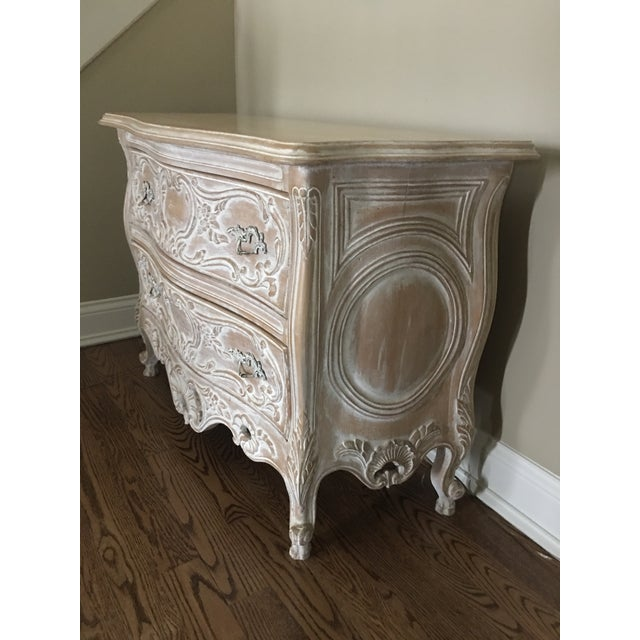 1990s Louis XV Chest For Sale In Chicago - Image 6 of 8