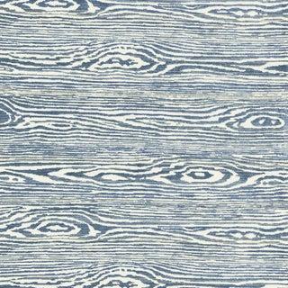 Scalamandre Muir Woods Fabrics in Wedgwood Sample For Sale