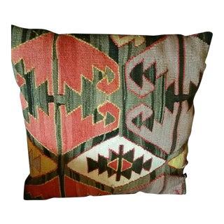 Vintage Kilim Decorative Pillow