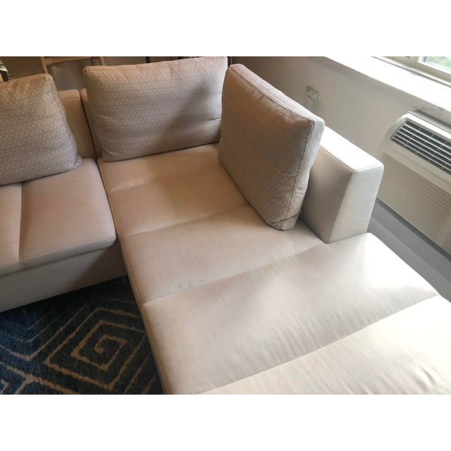 Ligne Roset Feng Sectional For Sale In New York - Image 6 of 13