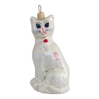 Christopher Radko Felina's Heart Ornament For Sale