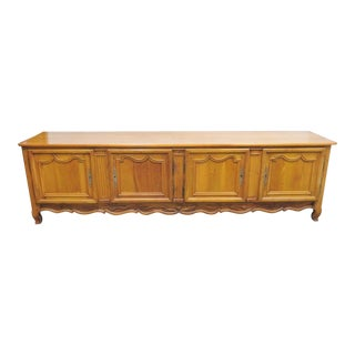 Large French Country 4 Door Sideboard