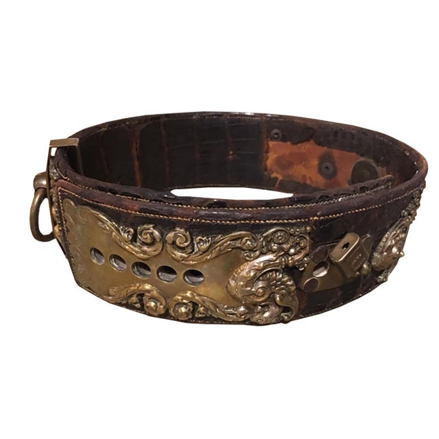 19th Century Dog Collar For Sale - Image 4 of 11