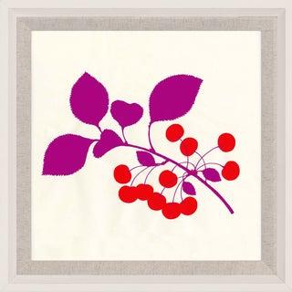 Bright Pomona Fruit 5, Framed Artwork For Sale