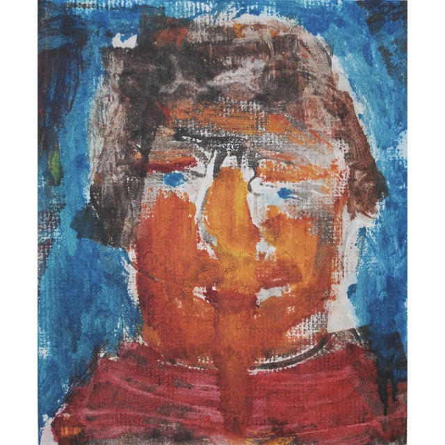 1970s Lithograph by Mark Luca - Image 1 of 4