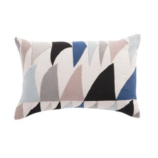 Contemporary Jaipur Cosmic Collection Pillow Cover by Nikki Chu For Sale