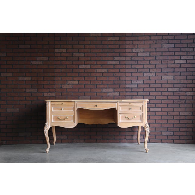 French Country French Writing Desk For Sale - Image 3 of 10