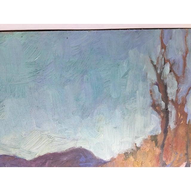 Jocelyn Davis Plein Air Painting - Image 9 of 11