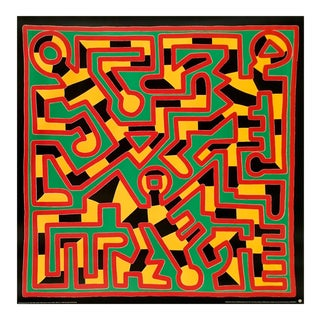 """Keith Haring """"Untitled, 1988"""" Poster For Sale"""