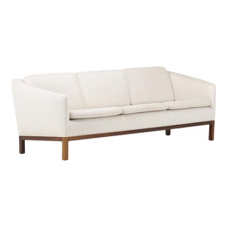 1960s Vintage Ilum Wikkelso Sofa For Sale