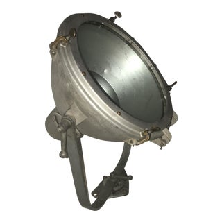 1920s Westinghouse Flood Light