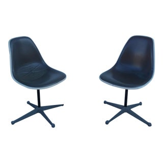 Herman Miller Dining Chairs - A Pair For Sale