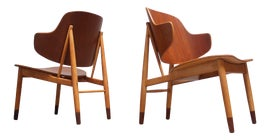 Image of Ib Kofod-Larsen Side Chairs
