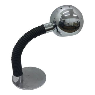 1970s Italian Space Age Table Lamp by Targetti Sankey For Sale