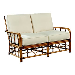 Celerie Kemble - Mimi Outdoor Loveseat For Sale