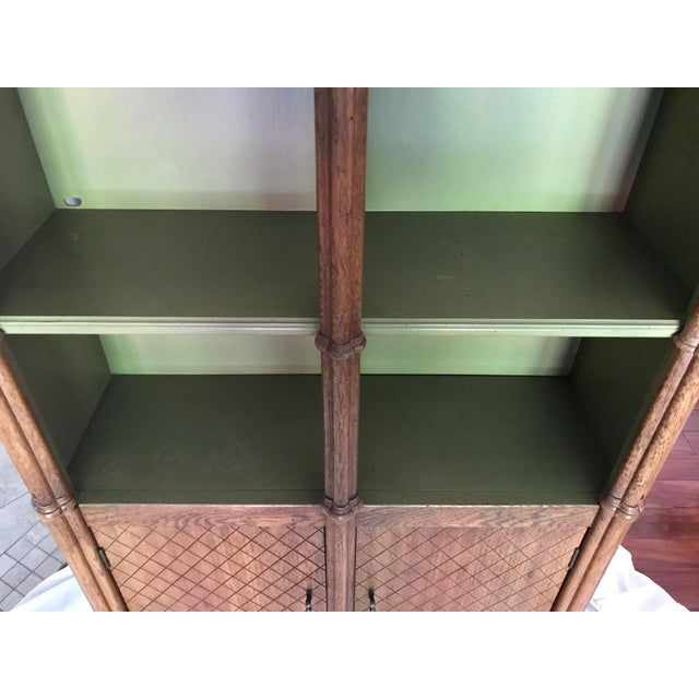 Drexel Mid-Century Bookcase For Sale - Image 5 of 7