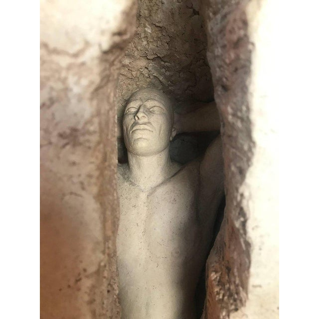 1920s Dalit Tayar Sculpture in Stoneware For Sale - Image 5 of 9