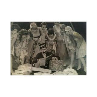 1920s Mack Sennett and His Girls For Sale