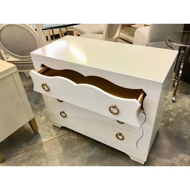 """Maple veneers White Finish Overall 38""""x 18""""d x 30""""h Weight 120 lbs"""